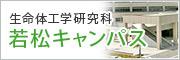 九州工業大学生命体工学研究科若松キャンパス